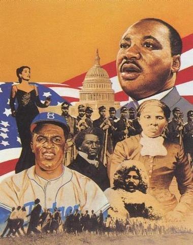Reverend Doctor Martin Luther King Jr - Civil Rights Leader