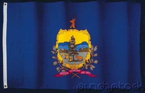 Vermont State History - French Vermont To Changing Economy