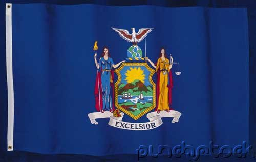 New York State History - Algonquians-Iroguois-N Y Since 1912