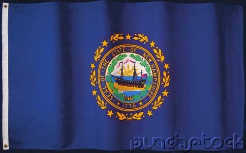 New Hampshire State History-Early Settlement To Diversification