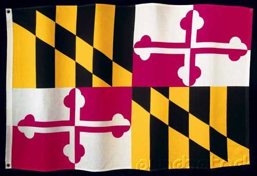 Maryland State History - From Exploration To Industrialization