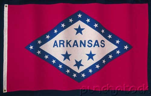 Arkansas State History - From Early History To Postwar Era