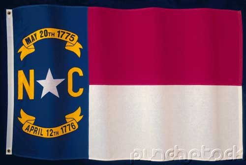 North Carolina State Constitution-For State-Federal Examinations