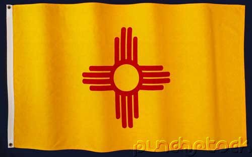 New Mexico State Constitution - For State & Federal Examinations
