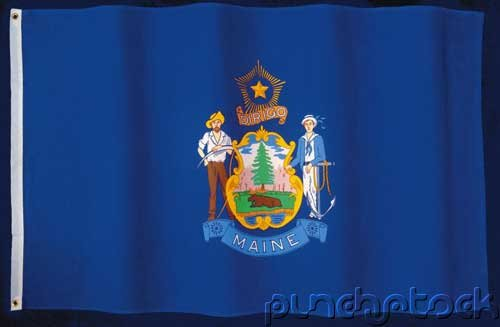 Maine State Constitution - For The State & Federal Examinations