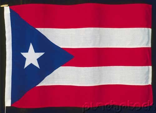 Puerto Rico - Taino 1901-52-Foracker Act-1901-Jones Act-1917