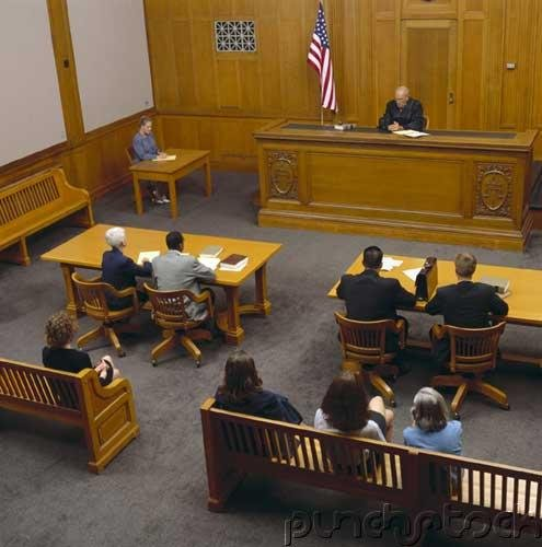 Environmental Law - Litigation Process - Dispute Resolution