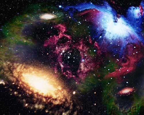The Universe - Quasars & Active Galaxies