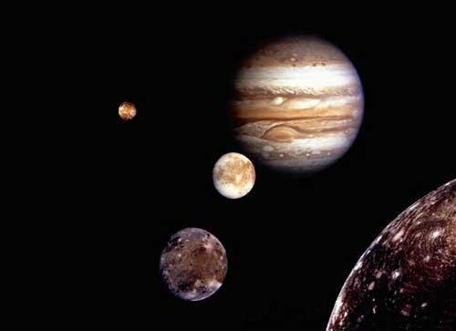 The Universe - The Jovian Planets