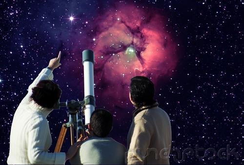 The Universe - Light -  Optics & Telescopes