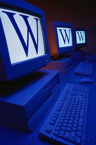 On-Line Services - Internet & World Wide Web