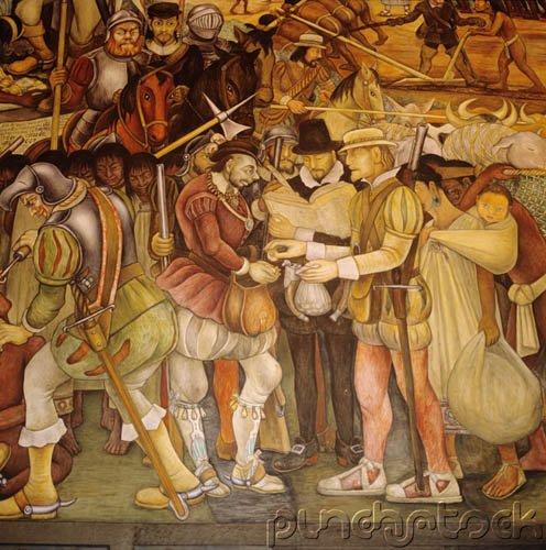 Diego Rivera- Mexican Muralist