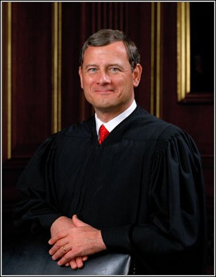 John G. Roberts, Jr - The Chief Justice Of The United States Supreme Court