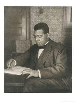 Booker T. Washington - Educator & Racial Spokesman