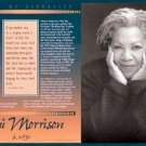 Curriculum Design & Instruction To Teach The Story Of Toni Morrison - Writer