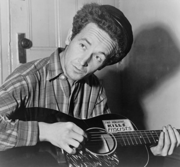 Curriculum Design & Instruction To Teach The Story Of Woody Guthrie - Folksinger