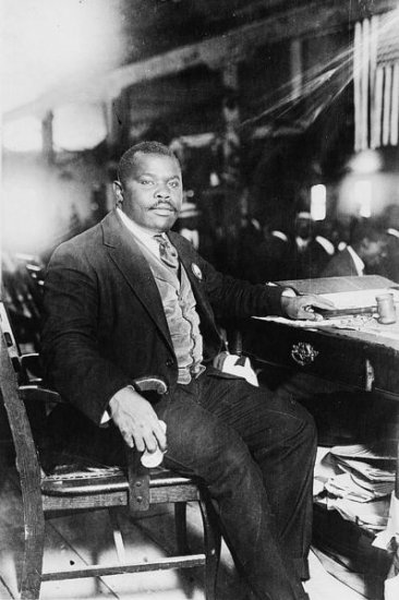 The Story Of Marcus Garvey - Controversial Champion Of Black Pride