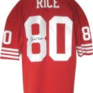 The Story Of Jerry Rice - Football Superstar