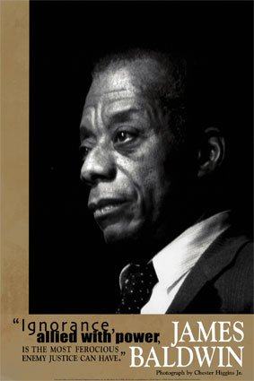 The Story Of James Baldwin - African American Author