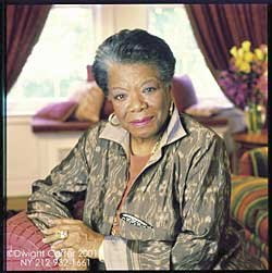The Story Of Maya Angelou - Writer