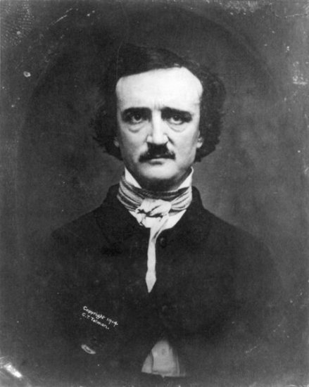 The Story Of Edgar Allan Poe - Poet