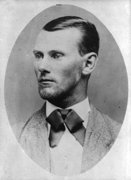 The Legend Of Jesse James - American Outlaw