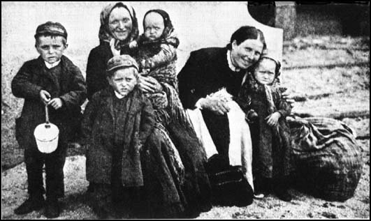 The History Of Irish Immigrants - Immigration To The United States