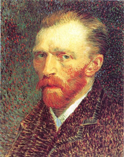 The Story Of Vincent Van Gogh - An Artist