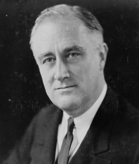 The Story Of Franklin D. Roosevelt - United States President