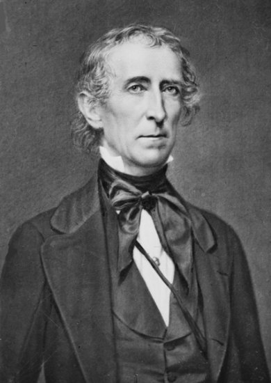 The Story Of John Tyler - United States President