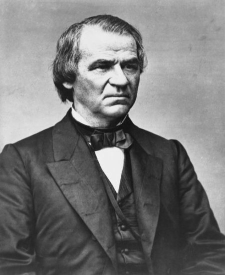 The Story Of Andrew Johnson - United States President