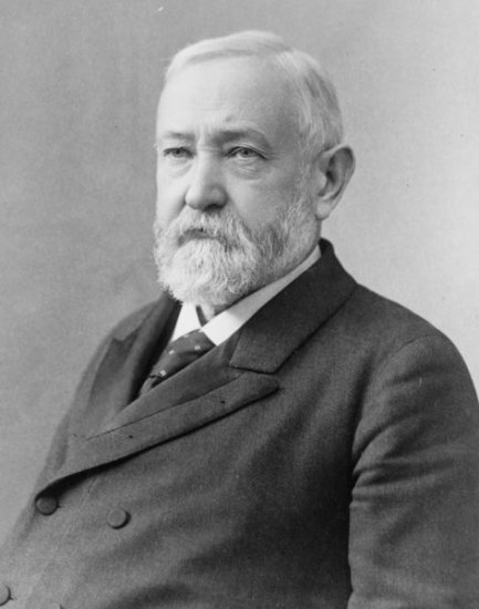 The Story Of Benjamin Harrison - United States President