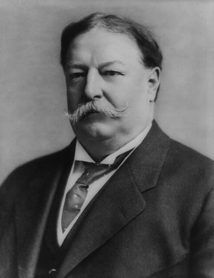 The Story Of William Howard Taft - United States President
