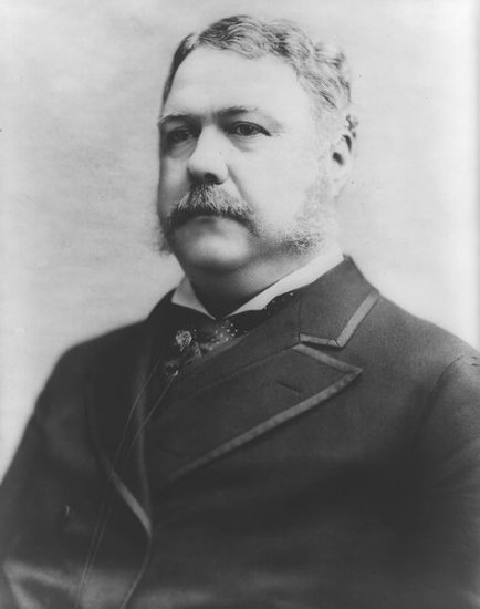 The Story Of Chester A.  Arthur - United States President