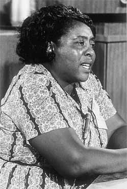 The Story Of Fannie Lou Hamer - African American Fighting For The Right To Vote