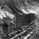 The Story Of The Great Chicago Fire