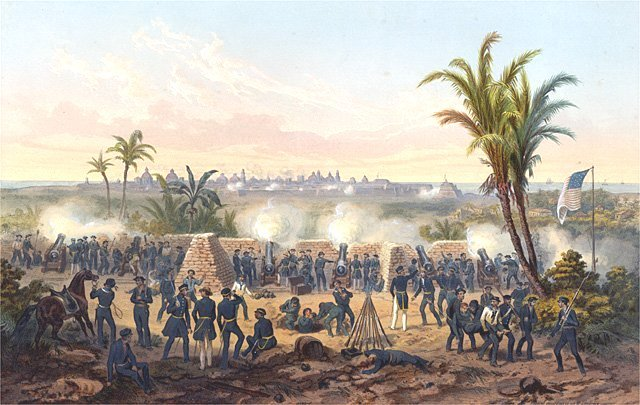 The History Of The Mexican-American War