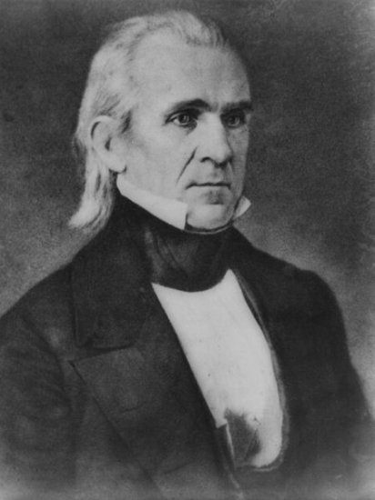 The Story Of James K. Polk - United States President