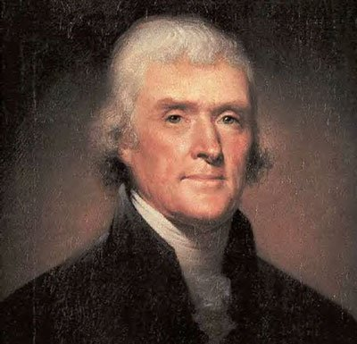 The Story Of Thomas Jefferson - United States President