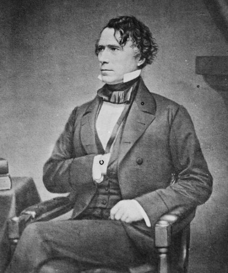 The Story Of Franklin Pierce - United States President