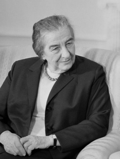The Story Of Golda Meir  - Russian Prime Minister