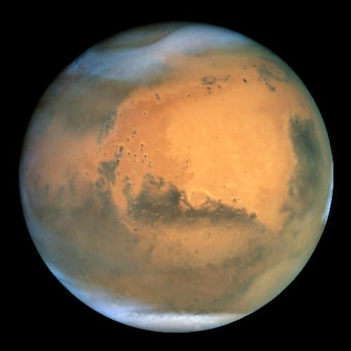 The Planet Mars - A Planet In The Earth's Solar System