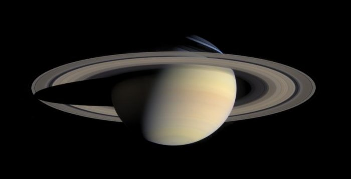The Planet Saturn - A Planet In The Earth's Solar System