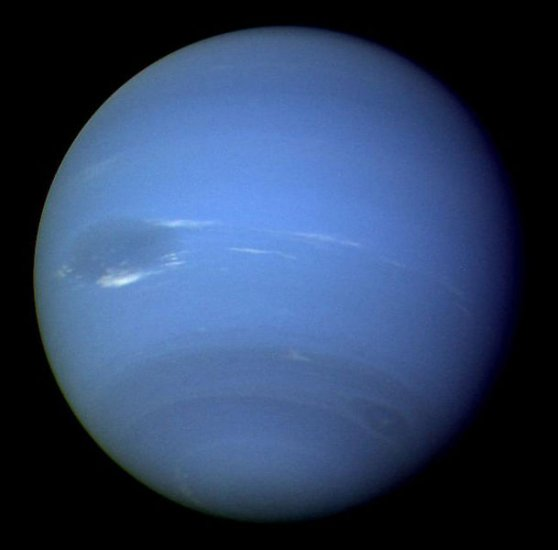 The Planet Neptune - A Planet In The Earth's Solar System