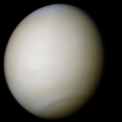 The Planet Venus - A Planet In the Earth's Solar System