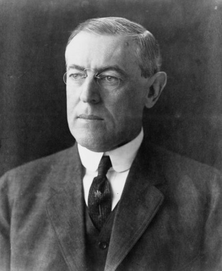 The Story Of Woodrow Wilson - President Of The United States