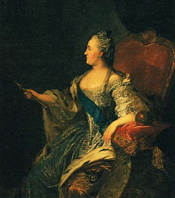 The Story Of Catherine The Great - Empress Of Russia