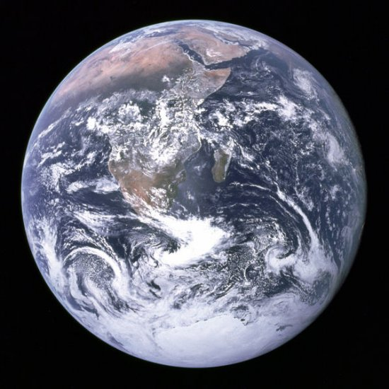 The Planet Earth -  Planet In The Solar System