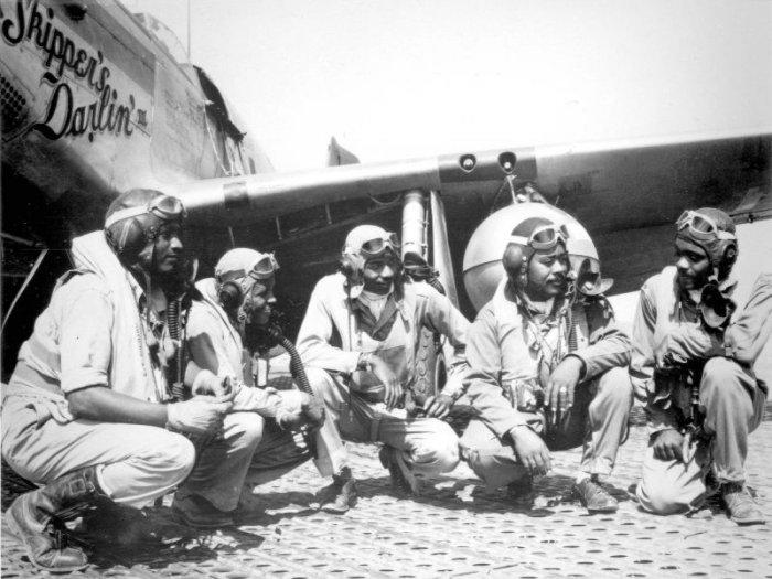 The Tuskegee Airmen - African American Heroes Of World War II