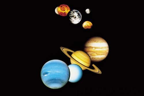 Curriculum Design & Instruction To Teach Astronomy - The Terrestrial Planets